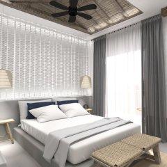 Отель Antigoni Beach Resort 4* Стандартный номер с двуспальной кроватью фото 13
