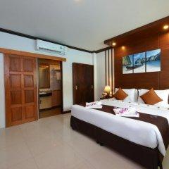 Отель Phangan Bayshore Resort 3* Стандартный номер двуспальная кровать фото 2