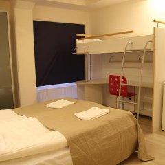 Arkadia Hotel & Hostel Стандартный семейный номер с двуспальной кроватью фото 2