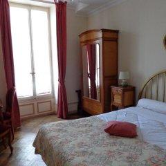 Отель Hôtel Continental 2* Стандартный номер