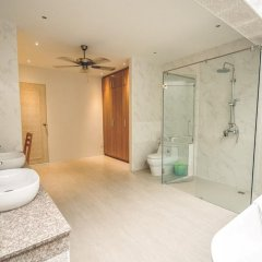 Отель Byg Private Pool Villa @ Layan Beach пляж Банг-Тао ванная фото 2