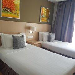 Отель Somerset Ho Chi Minh City 4* Улучшенные апартаменты с различными типами кроватей фото 2