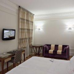 UNA Hotel Roma 4* Представительский номер с различными типами кроватей фото 2