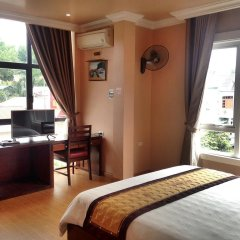 Hong Ky Boutique Hotel 3* Стандартный номер с двуспальной кроватью фото 8