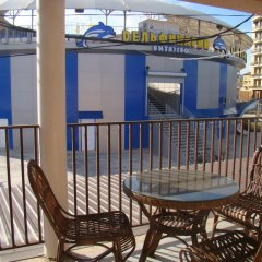 Гостиница Fregat балкон