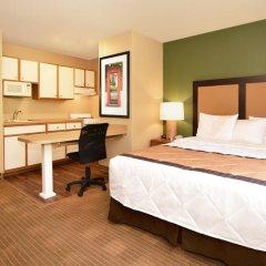 Отель Extended Stay America Dayton - South 2* Студия с различными типами кроватей фото 3