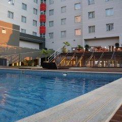 Отель Serra Da Chela бассейн фото 3