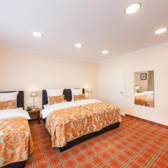 Novum Hotel Excelsior Düsseldorf 3* Стандартный номер с двуспальной кроватью фото 4