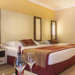 Отель Beach Club Doganay - All Inclusive 5* Стандартный номер с различными типами кроватей фото 4