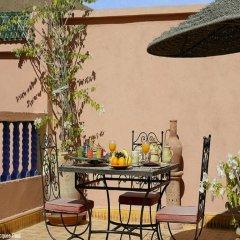 Отель Riad Les Cigognes Марокко, Марракеш - отзывы, цены и фото номеров - забронировать отель Riad Les Cigognes онлайн питание