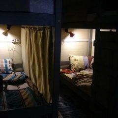 Хостел 3952 - Иркутск на Марата Кровать в общем номере с двухъярусной кроватью фото 5