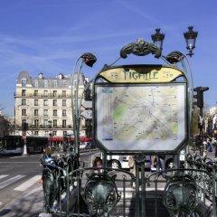 Отель Ibis Tour Montparnasse 15eme Париж спортивное сооружение