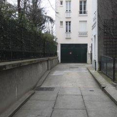 Отель Appartement Paris Cocoon Trocadéro парковка