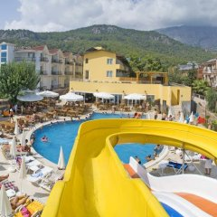 Club Hotel Sunbel бассейн фото 2