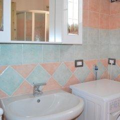 Отель La Ferula Blu Италия, Кастельсардо - отзывы, цены и фото номеров - забронировать отель La Ferula Blu онлайн ванная