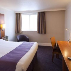 Отель Premier Inn Glasgow Airport Пейсли комната для гостей фото 2