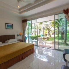 Отель Garden Home Kata 2* Номер Делюкс разные типы кроватей фото 3