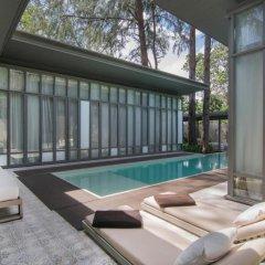 Отель SALA Phuket Mai Khao Beach Resort 5* Номер Делюкс с двуспальной кроватью