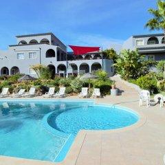 Отель L´Auberge Casa Do Monte бассейн