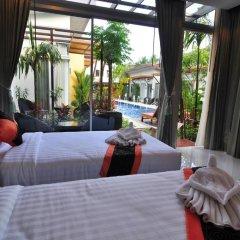 Phu NaNa Boutique Hotel 3* Стандартный номер с двуспальной кроватью фото 2