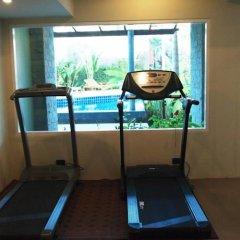 Отель Phuket Ecozy Hotel Таиланд, Пхукет - отзывы, цены и фото номеров - забронировать отель Phuket Ecozy Hotel онлайн фитнесс-зал фото 4