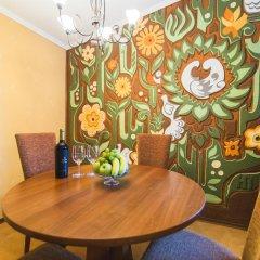 SPA Hotel Borova Gora 4* Люкс с различными типами кроватей фото 5