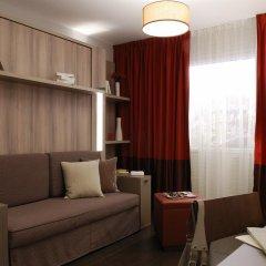 Отель Aparthotel Adagio Muenchen City 4* Студия с различными типами кроватей