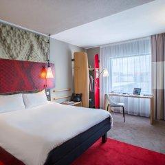 Отель ibis Wroclaw Centrum 3* Стандартный номер с различными типами кроватей фото 5