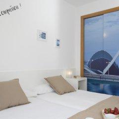 Отель SingularStays Artes Валенсия комната для гостей фото 5