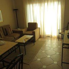 Отель Solymar Ivory Suites 3* Люкс с различными типами кроватей фото 3