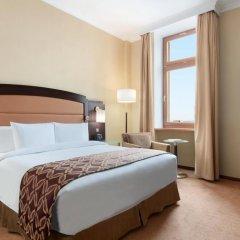 Гостиница Hilton Москва Ленинградская 5* Стандартный номер с различными типами кроватей фото 7