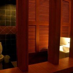 Отель Euanjitt Chill House 3* Улучшенный номер с различными типами кроватей фото 7