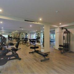 Отель Surin Sabai Condominium II Пхукет фитнесс-зал