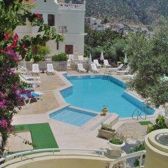 Отель Villa Diana бассейн