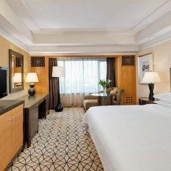 Sheraton Xian Hotel 4* Номер Делюкс с различными типами кроватей фото 3