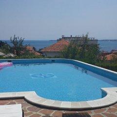 Отель Sunny Beach Holiday Villa Kaliva бассейн фото 3