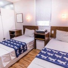 Отель Ekonomy Guesthouse Haeundae 3* Стандартный номер с 2 отдельными кроватями фото 5