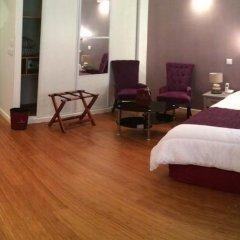 Отель Hôtel Paris Gambetta 3* Улучшенная студия с различными типами кроватей фото 10