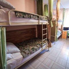 Хостел Вселенная Кровать в общем номере с двухъярусными кроватями фото 14