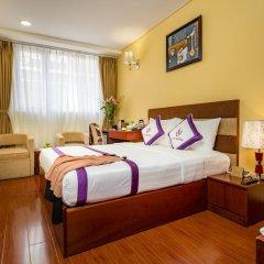 TTC Hotel Deluxe Saigon 3* Номер Делюкс с различными типами кроватей фото 23
