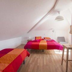 HomeMoel Hostel комната для гостей фото 5