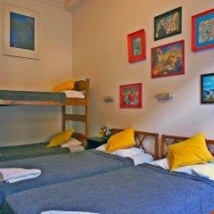Dioskouros Hostel комната для гостей фото 3