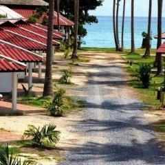 Отель Lanta Veranda Resort Ланта приотельная территория фото 2