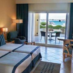 Отель Cleopatra Luxury Resort Makadi Bay 5* Стандартный номер с различными типами кроватей фото 6