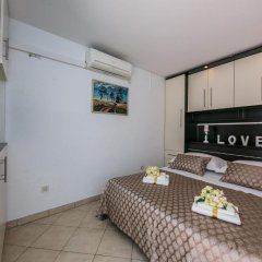 Отель Villa Spaladium 4* Улучшенные апартаменты с различными типами кроватей фото 2