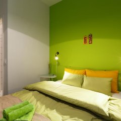 Гостиница Станция G73 3* Стандартный номер с двуспальной кроватью фото 18