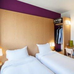 Отель B&B Hôtel Paris Romainville Noisy le Sec 2* Стандартный номер с 2 отдельными кроватями фото 2