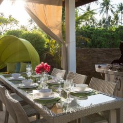 Отель Luxury Villa Pina Colada питание фото 2