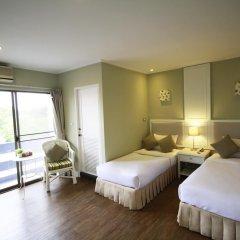 Hotel Alley 3* Улучшенный номер с двуспальной кроватью фото 12
