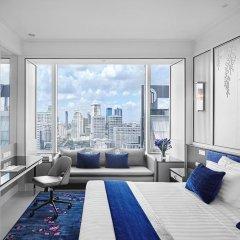 Отель Grande Centre Point Sukhumvit 55 5* Номер Делюкс с различными типами кроватей фото 5